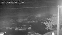 写真:矢作川ライブカメラで撮影(10分おきに更新中)